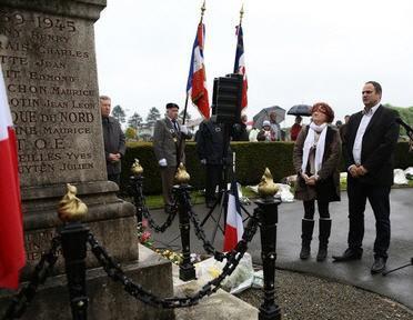 Commémoration du 8 Mai à Villepinte