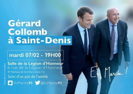 En Marche Seine Saint Denis