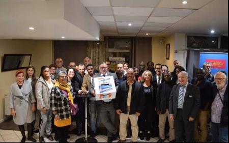 Lancement de campagne Envie de Villepinte