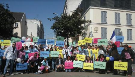 La Marche de Seine Saint Denis
